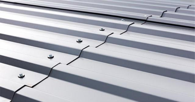 Sealing The Overlap On Metal Roof Sheets Addressing The